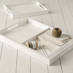 Trays, Storage & Bins