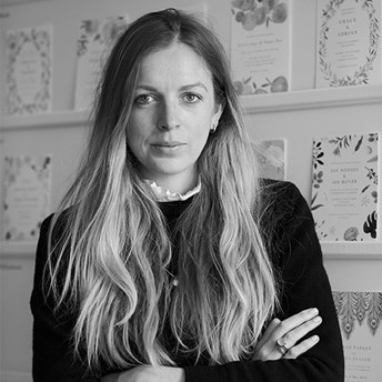 Sophie Agar, Brand & Marketing Director of Papier