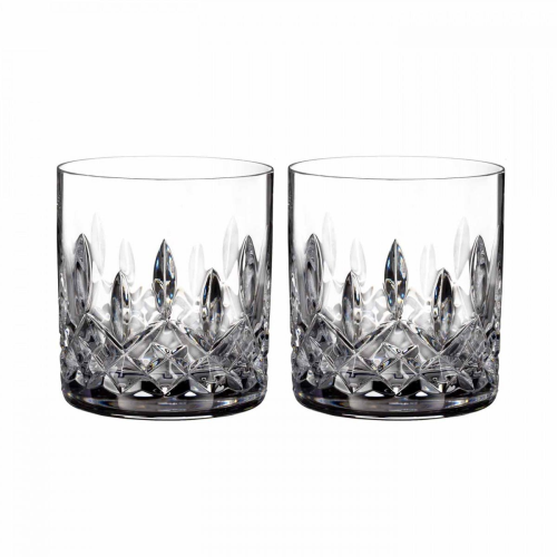 Lismore Connoisseur Pair of straight sided tumblers