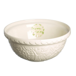 In The Forest Fox Mixing bowl, 29cm, Cream
