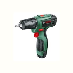 EasyDrill 1200 Cordless screwdriver, 12V Lithium-ion battery, green