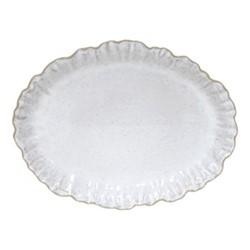 Majorca Oval platter, 41cm, sand
