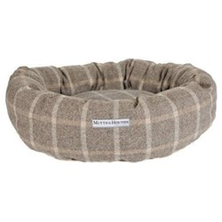 Donut bed, Small, slate