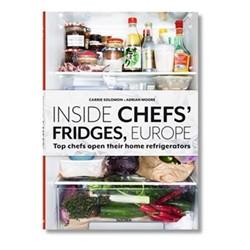 Inside chefs' fridges L22.1 x W3.4 x H30.5cm