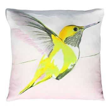 Lemon Hummer Cushion, L45 x W45cm, multi