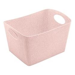 Boxxx Small storage basket, 1 litre, organic pink