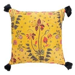 Gypsy Square cushion, L50 x W50cm, multi