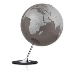 Anglo Globe, L33 x W25cm, slate