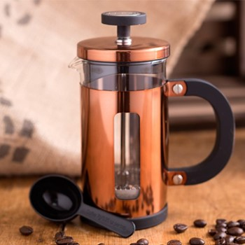 8 cup cafetiere H11 x W10 x L18cm - 1 Litre