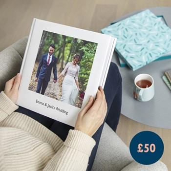 £50 Photobox Gift Card