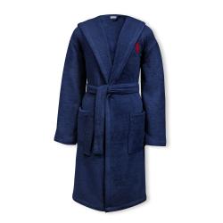 Player Bath robe, small/medium, Marine