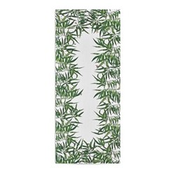 Les Palmiers Tablecloth, L300 x W165cm, leaf green