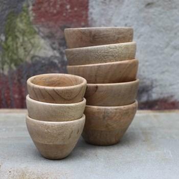 French bowl 8 x 13.5cm