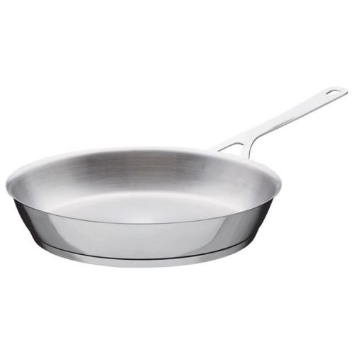 Pots & Pans by Jasper Morrison Frying pan, 28cm, stainless steel