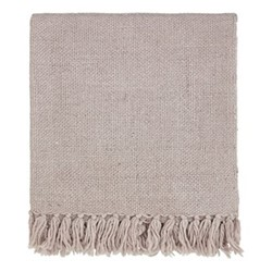Freya Throw, L130 x W170cm, blush