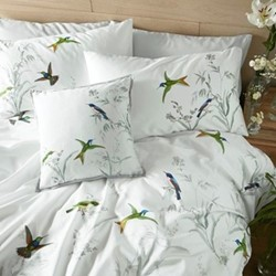Fortune Pair of standard pillowcases, 48 x 74cm, mint