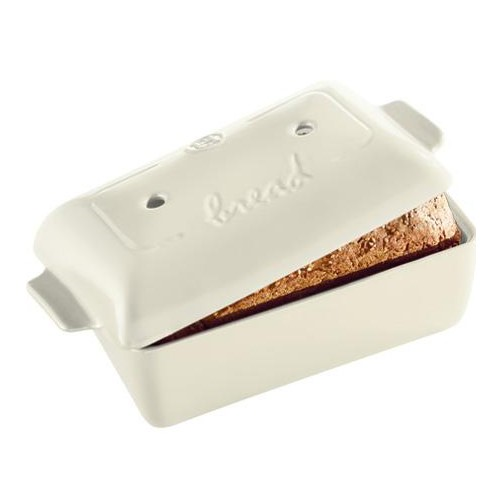 Bread loaf baker, 24 x 15 x 13cm - 2.2 Litre, linen