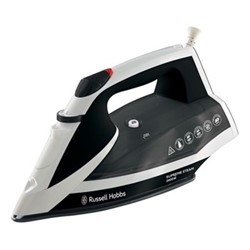 Supremesteam - 23052 Steam iron, white & black