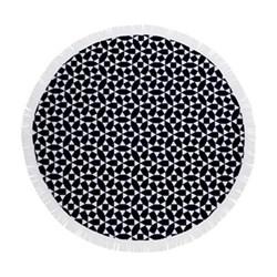 Round towel 150 cm diam