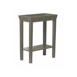 Side table W47 x D25 x H58cm