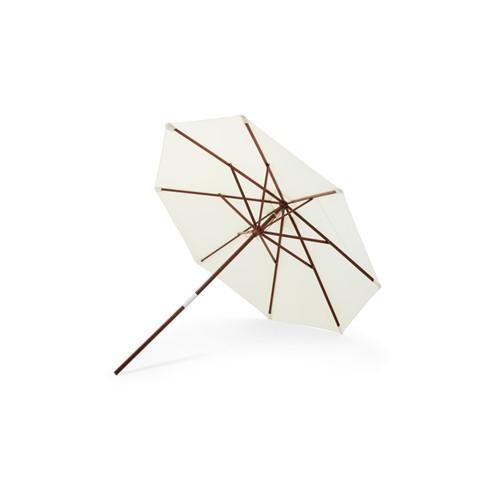 Catania Round parasol, Dia250 x H250cm, White