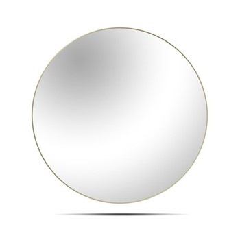Eternal Mirror, D8 x D92cm, gold