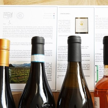 Mixed wine discovery case 12 bottles