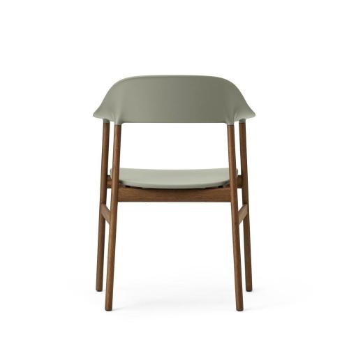 Herit Armchair, L60 x H82 x D51cm, Green