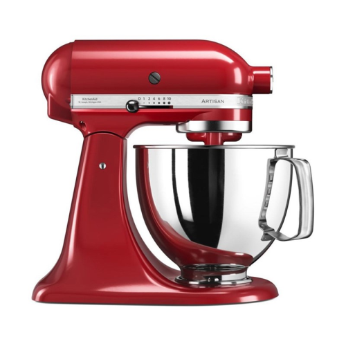 Artisan Stand mixer, 4.8 litre, Empire Red