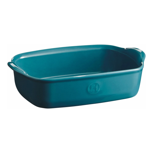 Calanque Set of 3 individual oven dishes, L23.5 x W16cm - 70cl, Blue