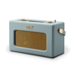 Revival iStream 3 DAB/DAB+/FM smart radio, H16 x W25.5 x D11cm, Duck Egg