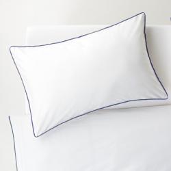 Bobbi Super king size duvet and pillowcase set, Cornflower