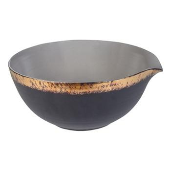 John Whaite Mixing bowl, H13.5 x W32.2cm, blue