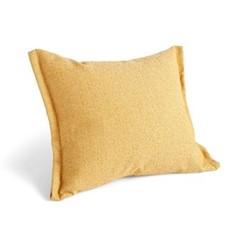 Plica Sprinkle Cushion, H55 x W60cm, mustard