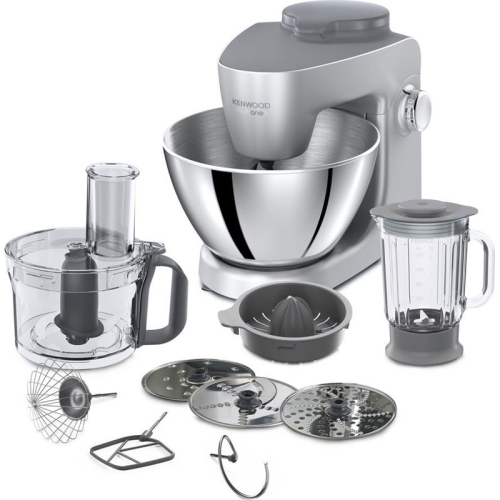 MultiOne - KHH321SI Stand mixer, 1000W, Silver