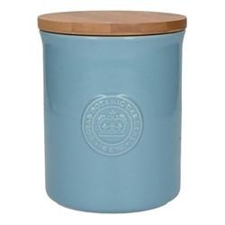Richmond Storage jar, H14 x D11cm, light blue