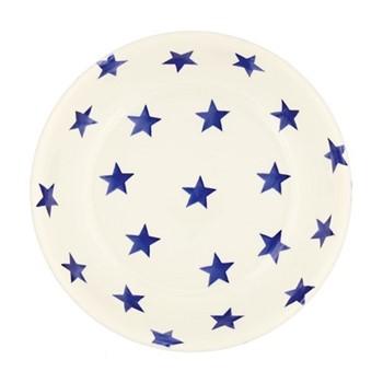 Blue Star Bowl, 4.8 x 23.4cm
