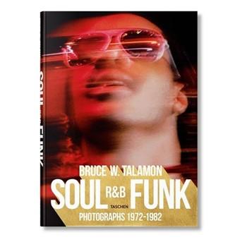 Bruce W. Talamon Soul.R&B.Funk - photographs 1972–1982, L24 x W2.5 x H34.4cm