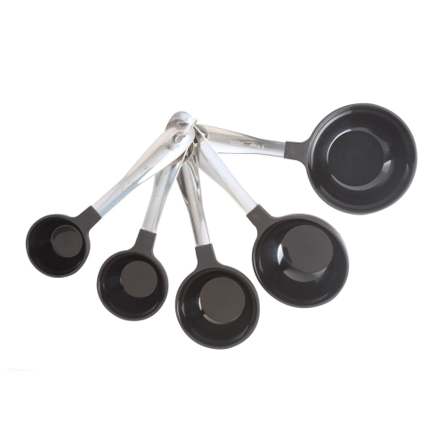 Measuring cups, stainless steel