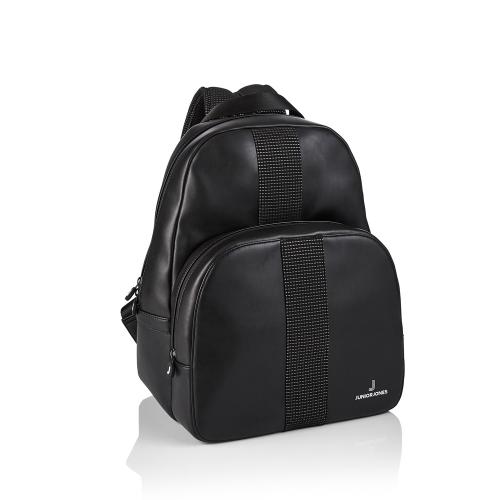 Ivy Changing Bag, H39 x W33 x L23cm, Black