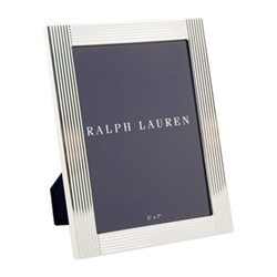 "Luke Photograph frame, 5 x 7"", silver"
