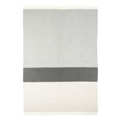 Merino throw, 190 x 140cm, Grey