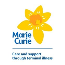 Marie Curie Cancer Care donation