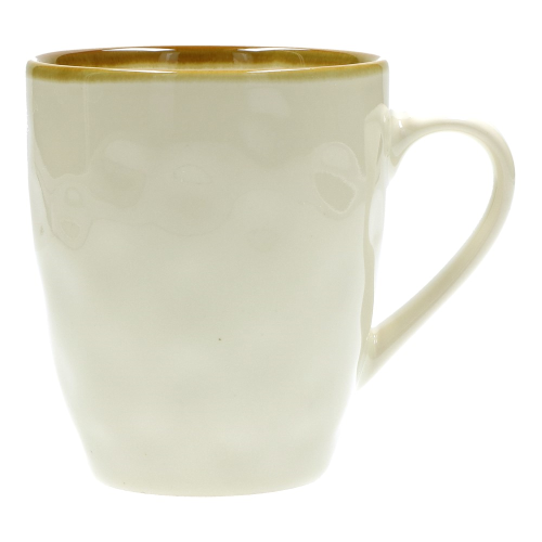 Concerto Set of 4 mugs, 430ml, Ivory