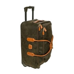 Holdall with wheels 55cm
