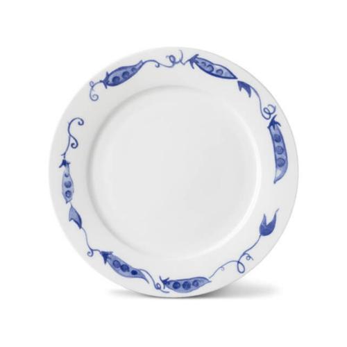 English Garden - Pea Pod Dinner plate, 26cm