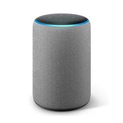 Echo Plus smart speaker, grey