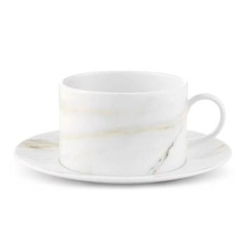 Vera Wang - Venato Imperial Teacup, fine bone china