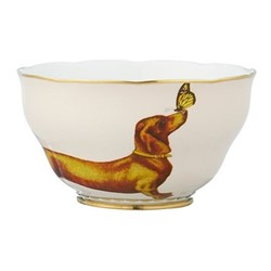 Party Pup Set of 6 bowls, H6.5 x D11cm