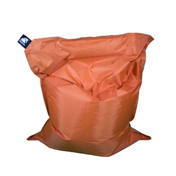 Jumbo Beanbag, 175 x 135cm, zesty orange